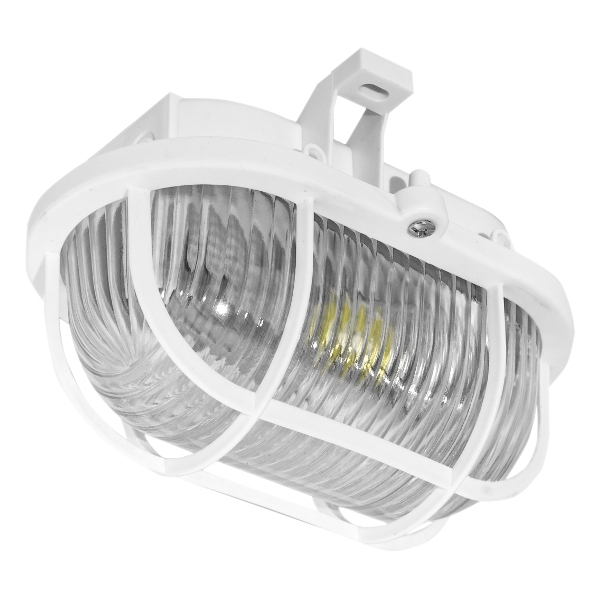 OVAL LED 4000K bílý